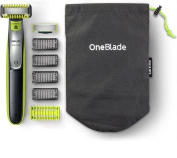 Philips OneBlade Face and Body QP2630/30 elektrický zastrihovač chĺpkov na telo a tvár