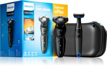 Philips Series 5000 S5082/64 LTE Wet & Dry тример и машинка за бръснене