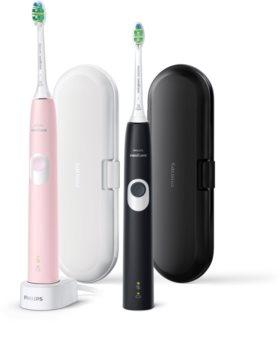 Philips Sonicare 4300 Protective Clean HX6800/35 Sonisk elektrisk tandborste, 2 axlar