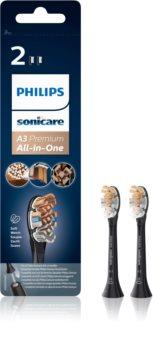 Philips Sonicare Prestige HX9092/11 têtes de remplacement pour brosse à dents 2 pcs