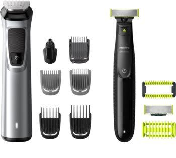 Philips Series 9000 MG9710/90 Präzisionstrimmer für Gesicht, Körper und Haare