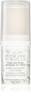 Physicians Formula White Halloysite Clay Mask with Skin Smoothing and Pore Minimizing Effect
