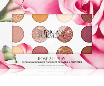 Physicians Formula Rosé All Day Lidschattenpalette
