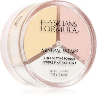 Physicians Formula Mineral Wear® minerální pudr 3 v 1