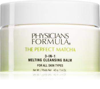 Physicians Formula The Perfect Matcha baume démaquillant et purifiant pour tous types de peau