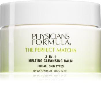 Physicians Formula The Perfect Matcha очищуючий бальзам для зняття макіяжу для всіх типів шкіри