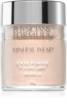 Physicians Formula Mineral Wear® mineralni pudrasti make-up v prahu SPF 15