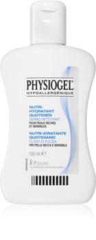 Physiogel Daily MoistureTherapy хидратиращ почистващ гел за суха кожа
