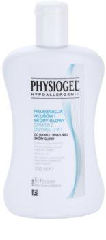 Physiogel Scalp Care šampon a kondicionér 2 v 1 pro suchou a citlivou pokožku hlavy