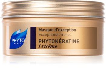 Phyto Phytokératine Extrême Elvyttävä Naamio Vakavasti Vaurioituneille ja Hauraille Hiuksille