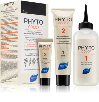 Phyto Color Haarfarbe ohne Ammoniak
