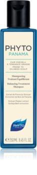 Phyto Phytopanama šampon pro obnovení rovnováhy mastné pokožky hlavy