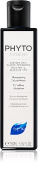 Phyto Phytargent Shampoo For Grey Hair
