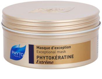 Phyto Phytokératine Extrême Regenerating Mask for Severely Damaged and Brittle Hair