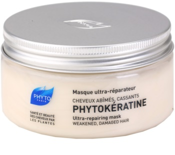 Phyto Phytokératine obnovitvena maska za poškodovane lase