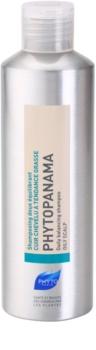 Phyto Phytopanama champô para o couro cabeludo oleoso