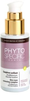 Phyto Specific Skin Care tratamento complexo para unificar a cor do tom de pele