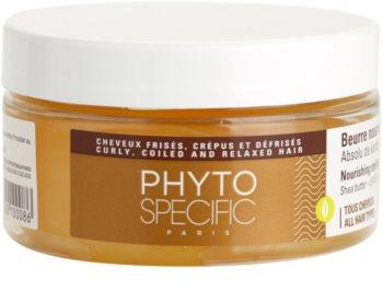 Phyto Specific Styling Care unt de shea pentru păr uscat și deteriorat