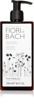 Phytorelax Laboratories Fiori di Bach lait corporel énergisant
