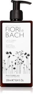 Phytorelax Laboratories Fiori di Bach lait corporel relaxant