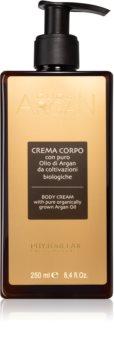 Phytorelax Laboratories Olio Di Argan crema corpo rigenerante con olio di argan