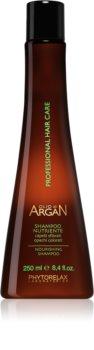 Phytorelax Laboratories Olio Di Argan shampoo nutriente con olio di argan