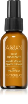 Phytorelax Laboratories Olio Di Argan regenerierendes Haaröl mit Arganöl