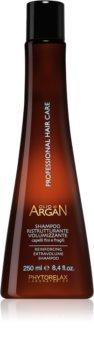 Phytorelax Laboratories Olio Di Argan почистващ шампоан за обем с арганово масло