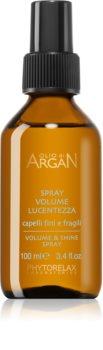 Phytorelax Laboratories Olio Di Argan spray per volume e brillantezza