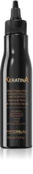 Phytorelax Laboratories Keratina glättende und nährende Hitzeschutzmilch mit Keratin