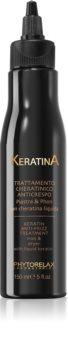 Phytorelax Laboratories Keratina изглаждащо и подхранващо термозащитно мляко с кератин