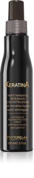 Phytorelax Laboratories Keratina кератинов спрей за изглаждане и възстановяване на увредена коса