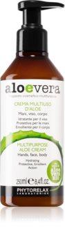 Phytorelax Laboratories Aloe Vera soin visage multifonctionnel à l'aloe vera