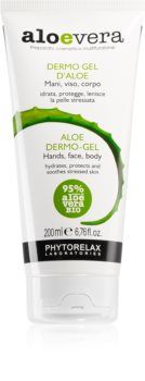 Phytorelax Laboratories Aloe Vera Lindrende og fugtgivende gel Med Aloe Vera