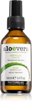 Phytorelax Laboratories Aloe Vera Dyb nærende olie Med Aloe Vera