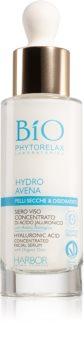 Phytorelax Laboratories Bio Hydro Avena Gesichtsserum mit Hyaluronsäure