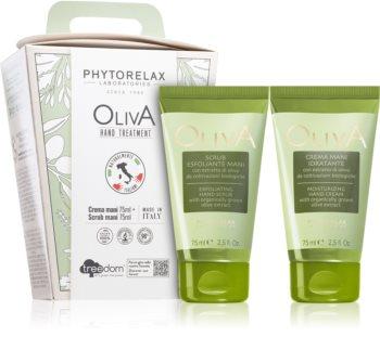 Phytorelax Laboratories Oliva Geschenkset für die Hände