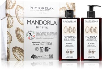 Phytorelax Laboratories Mandorla set cadou (pentru corp)