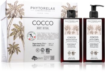 Phytorelax Laboratories Coconut dárková sada na tělo