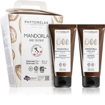 Phytorelax Laboratories Mandorla Geschenkset (für die Hände)