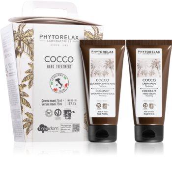 Phytorelax Laboratories Coconut dárková sada na ruce