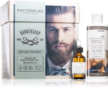 Phytorelax Laboratories Barbershop подаръчен комплект (за мъже)