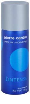 Pierre Cardin Pour Homme l'Intense desodorizante em spray para homens