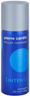 Pierre Cardin Pour Homme l'Intense дезодорант-спрей для чоловіків