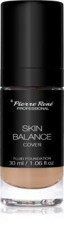 Pierre René Skin Balance Cover voděodolný tekutý make-up