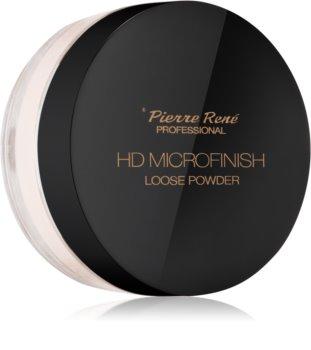 Pierre René HD Microfinish Transparent Loose Powder
