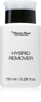 Pierre René Nails Hybrid продукт за премахване на гел лакове