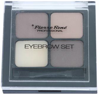 Pierre René Eyes Eyebrow palette sopracciglia