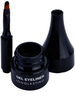 Pierre René Eyes Eyeliner Gel Eyeliner Waterproof