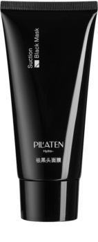 Pilaten Black Head mască exfoliantă neagră